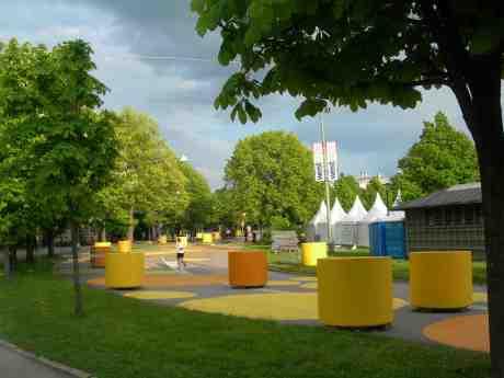 En runda bland ringar och cylindrar inför West Pride. Södra Vägen måndag 27 maj 2013 kl 19.30.