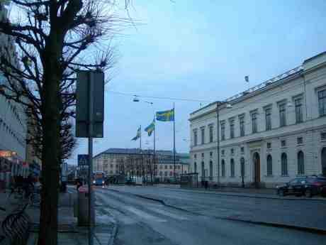 Konungens Karldag firas härmed. Måndag 28 januari 2013 kl 15.14.