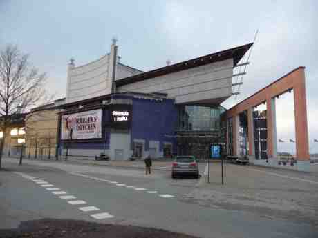Donizettis Kärleksdrycken har premiär på GöteborgsOperan. Lördag 16 november 2013 kl 14:46.