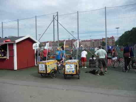 Gothia Cup. Heden torsdag 18 juli 2013 kl 17:43.