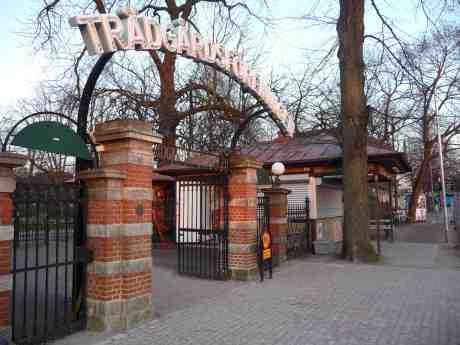 Trädgårdskiosken i Trädgårdsföreningen hade tydligen inte sjappat för gott utan tycks vara på gång igen efter många månaders vinteride. Gamla Allén 2 fredag 28 mars 2014 18:11.