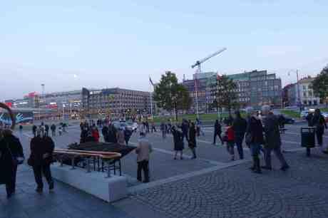 Ingen kulturflykt i Göteborg inte! Från Operan söndag 5 oktober 2014 kl 18:39.