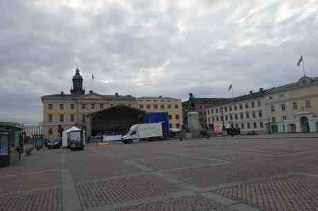 Made By Göteborg. Världspremiär för nya Volvo XC90 avhölls på Kungstorget kl 15.  Söndag 31 augusti 2014 kl 18:24.
