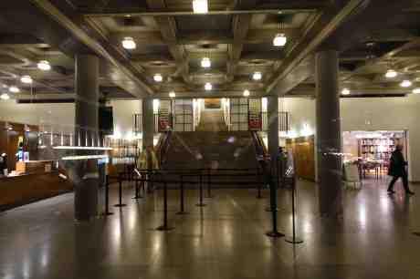 Ytterligare en dryg vecka återstår av Konstmuseets utställning friction of ideas med van Gogh, Gauguin och Bernard. Götaplatsen onsdag 8 oktober 2014 kl 19:56.